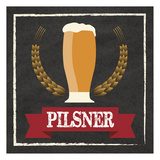 Pilsner Posters by Melody Hogan