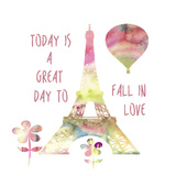 Fall In Love Prints by Sheldon Lewis