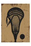 Lacrosse Tools Posters by Melody Hogan