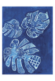 Pattern Palm Prints by Smith Haynes