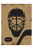 Hockey Tools Prints by Melody Hogan