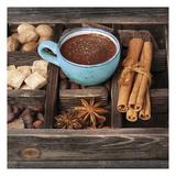 Cinnamon Spices Art