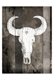 Cattle Skull Posters by Jace Grey