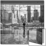 Ground Zero - New York City Landmarks, World Financial Center Prints by Henri Silberman
