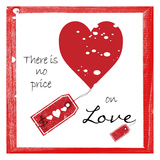Price On Love Posters by Sheldon Lewis
