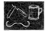 Groomed Rome Prints by Carole Stevens