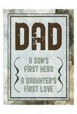 Fathers Day 1 Prints by Melody Hogan
