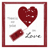 Price On Love Prints by Sheldon Lewis