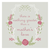 Mothers Day Florals 1 Prints by Laura Lobdell