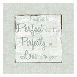 Perfect Love Print by Sheldon Lewis