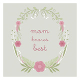 Mothers Day Florals 4 Posters by Laura Lobdell