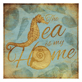 Sea Home Posters by Jace Grey