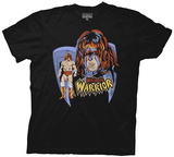 WWE- Vintage Ultimate Warrior Shirts