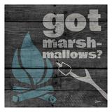Got Marshmallows Prints by Diane Stimson