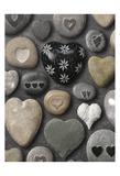 Heart Stones Prints