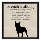 French Bulldog Prints by Taylor Greene