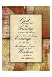 God Serenity Posters par Jace Grey