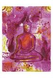 Buddha Flame Prints by Pam Varacek