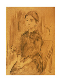 Study of a Child Giclee Print by Gwen John