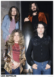 Led Zeppelin- London 1972 Plakater