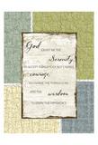 God Grant Me Posters par Sheldon Lewis