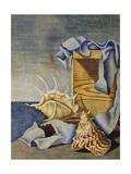 Still Life Giclee Print by Edward Wadsworth