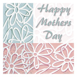 Happy Mothers Day Daisy Prints by Lorraine Rossi