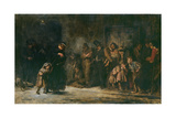 Applicants for Admission to a Casual Ward Giclee Print by Sir Luke Fildes