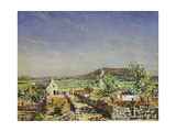 South of France, Bozouls, Near Rodez Giclee Print by James Dickson Innes