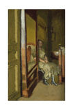 L'Armoire à Glace Giclee Print by Walter Richard Sickert