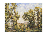 The Outskirts of Montreuil Giclee Print by Philip Wilson Steer