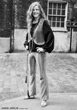 Janis Joplin- London 1969 Poster