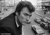 Clint Eastwood- Birmingham, June 1967 Reprodukcje