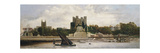Rochester Castle Giclee Print by Charles Spencelayh