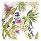 Spring Garden Print by Lorraine Rossi