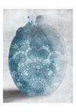 Blue Smoke Mate Prints by  OnRei