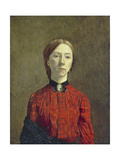 Self-Portrait Giclee Print by Gwen John