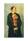 Colonel Ian Hamilton, CB, DSO Giclee Print by John Singer Sargent