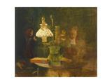 Lamplight Impressão giclée por Victor Pasmore