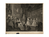The Indian Emperor, Engraved by Robert Dodd Giclee Print by William Hogarth