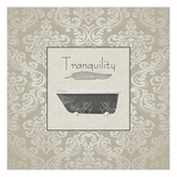 Tranquility Tub Posters by Sheldon Lewis