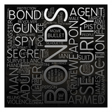 Secret Agent Men Prints