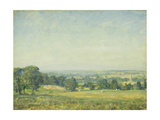 Nutwith Common, Masham Giclee Print by Reginald Brundrit