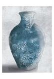 Blue Smoke Poster by  OnRei
