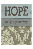 Hope Print Posters by Melody Hogan