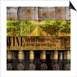 Create Wine Prints by Lisa Wolk