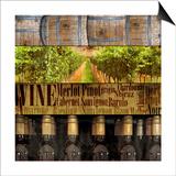 Create Wine Prints by Lisa Wolk