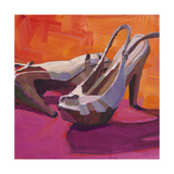 Latin Shoes Prints by Patti Mollica