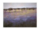 Lavender & Orchard Impression Poster by Ken Hildrew