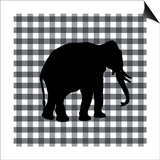 Elephant 1 Art by Linda Woods